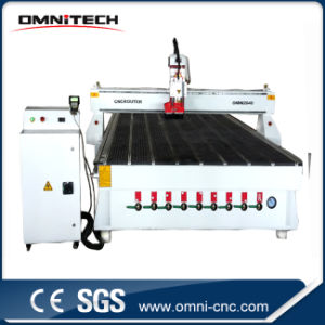 CNC Wood Carving Router Machine with Tool Changer pictures & photos