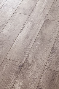 HDF Laminate Flooring E1 AC3 Embossed-in-Register (EIR) pictures & photos