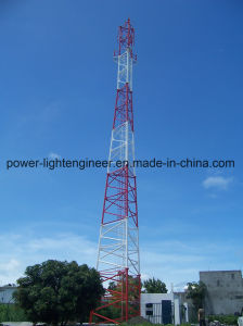 Telecom Self Support Lattice GSM Antenna Tower pictures & photos