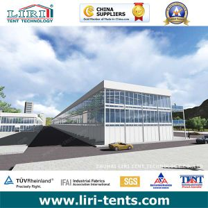 Triple Decker Tent / Double Decker Tent Two Storey Tent as Exhibition pictures & photos