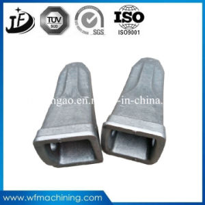 Metal Foundry Steel Forging Excavator Bucket Teeth with Customized Service pictures & photos