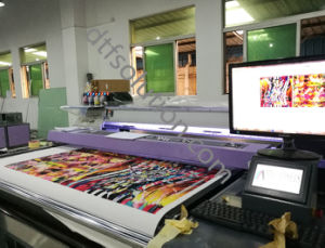 Fd-1628 Roll to Roll and Pieces Direct Printing Machine pictures & photos