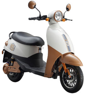 Cooling Electric Motorcycle Electric Lithium Scooter 2000W (HD2000D-1AC)