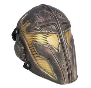 "Cactus Hobby Custom Airsoft Wire Mesh ""Templar"" Mask pictures & photos"
