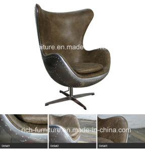 Aviator Spitfire Aluminium Egg Chair (RF-1102L) pictures & photos