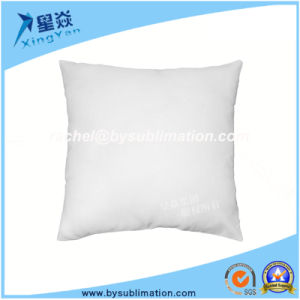 Square Sublimation Soft Pillow Cover (blank) pictures & photos