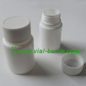 30ml/30CC HDPE Plastic Bottle with Aluminum Sealing Gasket for Medical Use pictures & photos