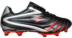 Men′s Soccer Football Boots with TPU Outsole Footwear (815-5411) pictures & photos