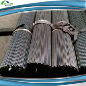 ASTM A53/106 Carbon Black Welded Steel Pipe pictures & photos