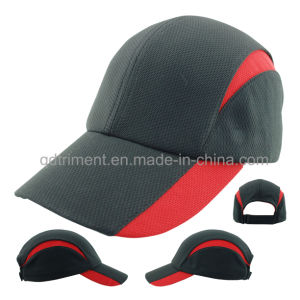 Polyester Breathable Mesh Fabric Leisure Sport Hat (TMR0670) pictures & photos