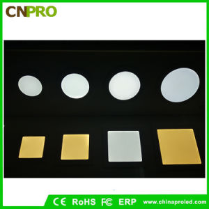 Factpry Supply Square LED Panel Lights 12W Super Thin Recessed Downlight pictures & photos