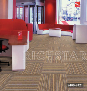 PP Carpet Tile Rome 8400 pictures & photos