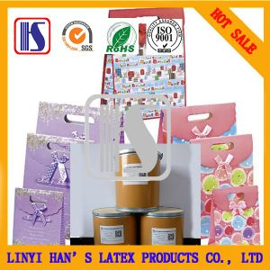 Han′s Hot Sale Laminate Paper Glue for Paper Packing Box