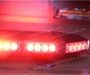 Black Aluminium Emergency Patrol Police Engineering Vehicle Lights (L6200) pictures & photos