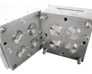 Plastic Top Cap Hot Runner Injection Mold (TC-HR)
