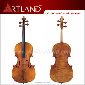 Stradivari Model Viola Violin Solo Viola High Grade Antique Model Viola pictures & photos