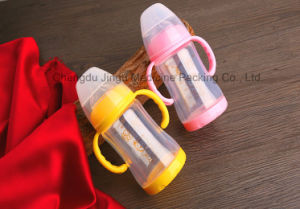 180ml Glass Baby Feeding Bottle pictures & photos