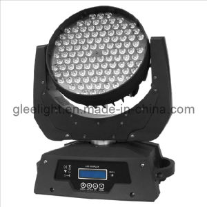108*3W RGBW / RGBA LED Wash Moving Head / Disco Light King (GL-3020)