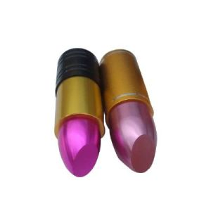 Top Grade Metal Lipstick USB Flash Drive (UM48) pictures & photos