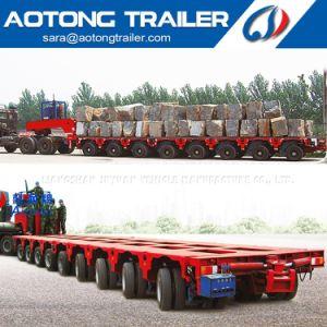 200-400tons Heavy Duty Trailer/ Multi-Axis Hydraulic Modular Semi Trailer pictures & photos