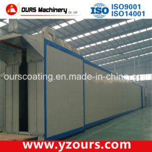 European Design Auto Paint Spray Booth with Best Price pictures & photos