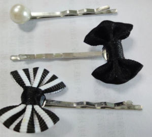 Bow Bobby Pin pictures & photos