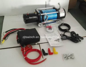 12500lbs Winch with Synthetic Rope New