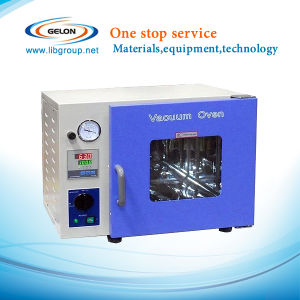 Laboratory Small Type Vacuum Oven for Lithium Ion Battery Lab Drying Equipment pictures & photos
