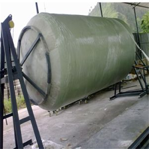 GRP FRP Waste Water Treatment / Septic-Tank Vessel Winding Machine pictures & photos