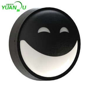 New Design High Quality Round LED Wall Light PC Housing pictures & photos