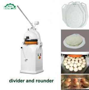 Semi Automatic Dough Divider and Rounder 30PCS pictures & photos