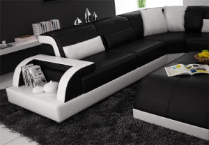 Home Furniture New Design Living Room Leather Sofa Set (HC1093) pictures & photos