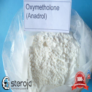 Bulk Raw Steroid Oxymetholone Anadrol for Muscle Growth pictures & photos