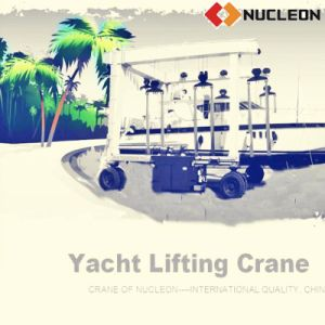Yacht Gantry Crane 50t pictures & photos