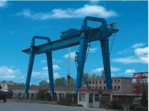 China High Quality Rubber Tyre Container Gantry Cranes for Sale