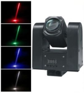 LED Mini Moving Head Beam