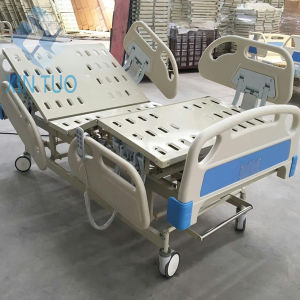 5 Functions ICU Beds Electric Medical Equipment Furniture Care Bed pictures & photos
