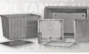 Spare Parts-HBE Aluminium Oil Tanks pictures & photos