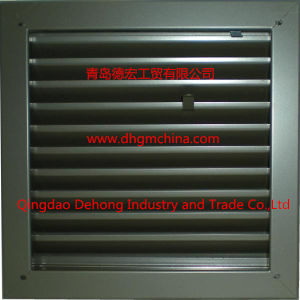 Aluminium Air Conditioning Louver/Decorative Air Grilles/Aluminium Shutter Windows pictures & photos