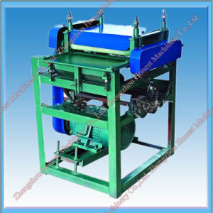 High Efficiency Multi Blade Wood Saw Machine / Automatic Wood Cutting Band Saw Machine pictures & photos