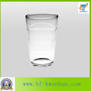 Mechine Blow Clear Drinking Glass Cup Whisky Cup Kb-Hn0233 pictures & photos