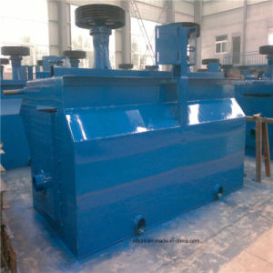Rock Gold Mine Beneficiation Use Froth Flotation Separator Machine pictures & photos