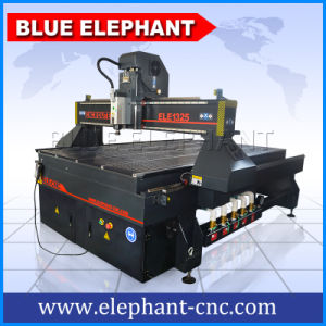 4D Woodworking CNC Router, CNC 1325 Wood Machine, Carved Wood Machine pictures & photos