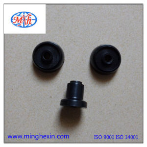 Black Plastic Stopper with ISO SGS
