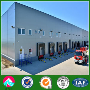 Design Structural Steel Prefab Warehouse Shed pictures & photos