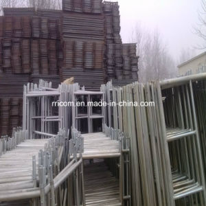 Galvanized Scaffolding Steel Frames pictures & photos