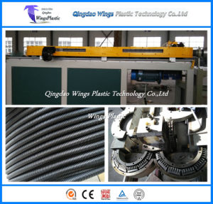 Plastic Flexible Hose Making Machine / Corrugated Pipe Machinery pictures & photos