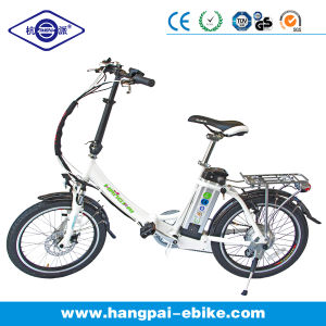 20 Inch High Power En15194 Approved Folding Electric Bicycle (HP-E052)
