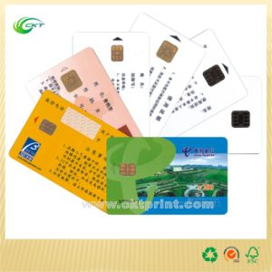 Custom Security ID Card with Contactless Chip (CKT- PC-160)
