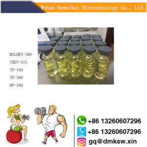 100mg/Ml Injectable Test Prop 99.5% Anabolic Muscle Steroid Testosterone Propionate pictures & photos